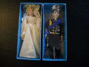 Princess Diana Prince Charles Wedding Dolls