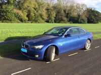 BMW 330d coupe - full dealer history, low miles & perfect condition