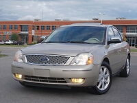 2005 Ford Five Hundred LIMITED AWD Berline