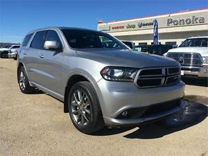 2015 Dodge Durango Limited Very Low KM's AWD