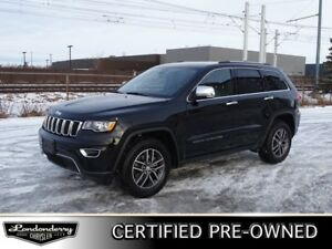 2017 Jeep Grand Cherokee 4WD LIMITED