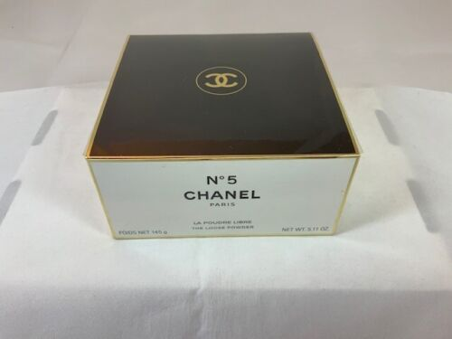 New/Sealed Chanel No 5 The Loose Powder 5.11oz/145g