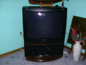 "36"" zenth tv and stand"