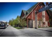Beautiful, upgraded condo living in Canmore