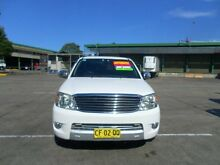 2007 Toyota Hilux GGN15R 06 Upgrade SR 5 Speed Automatic Homebush Strathfield Area Preview