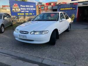 1997 Ford Falcon Automatic DUEL FUEL SOLD AS IS NO RWC NO REGO Epping Whittlesea Area Preview