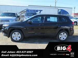 2016 Jeep Cherokee Sport MY2016 BLOW OUT!!! BRAND NEW