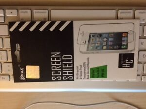 @ iPhone Screen Protector + Protect case for 4s/5s