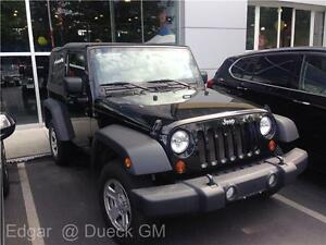 2010 JEEP WRANGLER 4x4 v6 just 19.900 km black manual