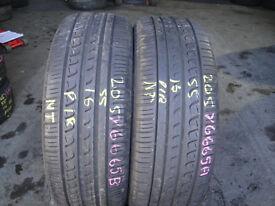 205 50 17 Pirelli SottoZero W240, M+S Winter, 7.4mm (Part Worn Tyres Braintree)