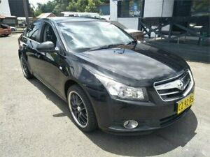 2009 Holden Cruze JG CDX Black 5 Speed Manual Sedan Sutherland Sutherland Area Preview
