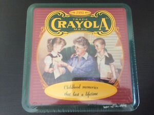 Crayola Limited Edition Collector Crayons
