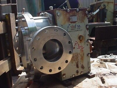 6 Inch Fristham Stainless Steel Displacement Pump Fkl400