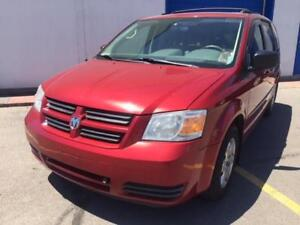 2008 Dodge Grand Caravan SE STOW&GO/ACCIDENT FREE/7PASSENGER!