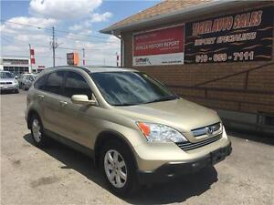 2008 Honda CR-V EX-L***SUNROOF***LEATHER***ONLY 148 KMS****