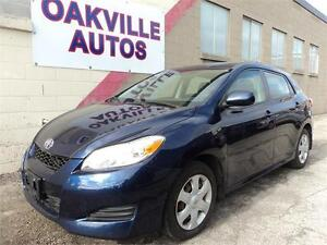2009 Toyota Matrix XR AUTO SAFETY INCL