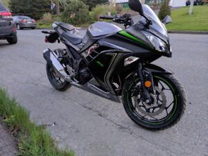 2015 Ninja 300cc