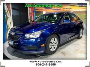 2013 Chevrolet Cruze 1LT Auto | LOADED | BACKUP CAM | NEW TIRES