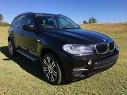 2012 BMW X5 E70 MY12.5 xDrive40d Steptronic Sport Black 8 Speed Sports Automatic Wagon Stapylton Gold Coast North Preview
