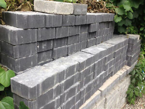 Interlock Kensington paver rectangle stone and border for sale