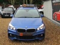 BMW 2 SERIES GRAN TOURER 1.5 216d M Sport Gran Tourer (s/s) 5dr MPV Diesel Manua