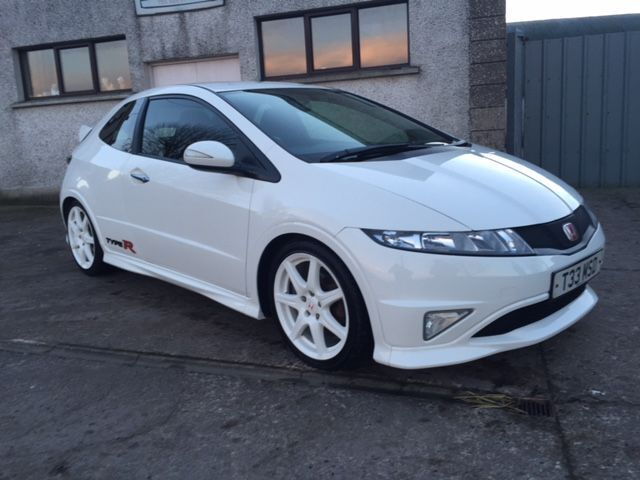 honda civic type r 2008 in cookstown county tyrone gumtree. Black Bedroom Furniture Sets. Home Design Ideas