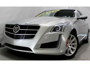 2014 Cadillac Berline CTS Traction intgrale Luxury