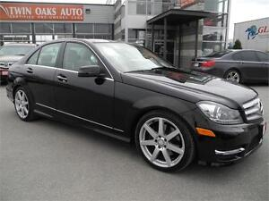 2013 Mercedes-Benz C-Class C350  AMG 4MATIC NAVI PANORAMICROOF