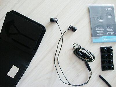 Sennheiser IE800 Headphones - Black