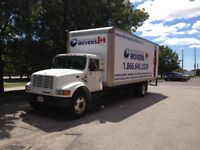 WATERLOO MOVER, CALL-NOW 888-626-2366 SAFE AND AFFORDABLE!