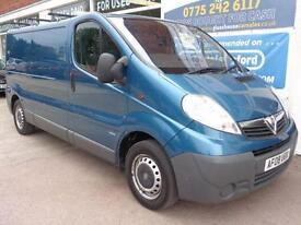 Vauxhall Vivaro 2.0CDTI ( 115ps ) ( Euro IV ) 2900 LWB F/S/H !!!NO VAT !!!! P/X