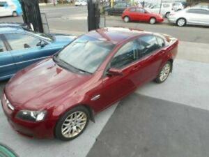 HOLDEN COMMODORE 60TH ANNIVERSARY LPG AND PETROL MY09 Croydon Burwood Area Preview