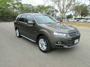 2012 Ford Territory SZ TS (4x4) Bronze 6 Speed Automatic Wagon Gilles Plains Port Adelaide Area Preview