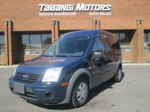 2013 Ford Transit Connect REAR WINDOWS | DOORS ON BOTH SIDES |