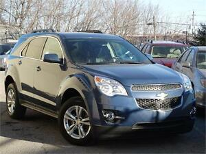 2012 Chevrolet Equinox 2LT WITH NEV, BLUETOOTH, CERTIFIED