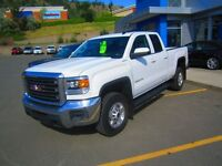 2015 GMC Sierra 2500HD Ext SLE