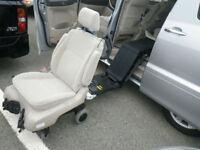 2007 (07) TOYOTA ALPHARD MX L 2.4 Automatic 7 Seater DISABLED MPV Estima Previa