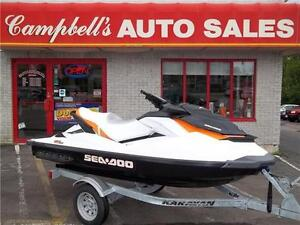 2011 SEA DOO GTI 130 WITH A NEW CRATE ENGINE!!
