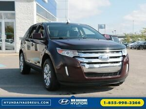 2011 Ford Edge Limited A/C CUIR TOIT PANO CAMERA BLUETOOTH MAGS