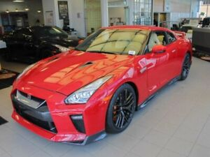 2018 Nissan GT-R Premium 2dr All-wheel Drive Coupe