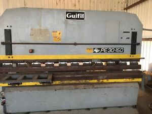 Guifil PE30-150 Hydraulic Press Brake (#2085)