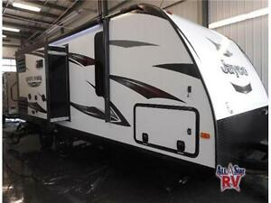 2016 WHITE HAWK 24 RDB - TRAVEL TRAILER