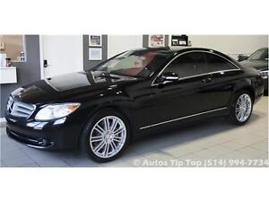 2009 MERCEDES CL550 COUPE 4MATIC***VOITURE DE TRES GRAND LUXE***