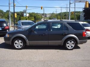2007 Ford Freestyle SEL AWD *LEATHER* Kitchener / Waterloo Kitchener Area image 1