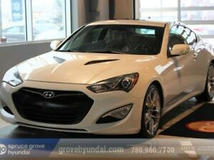 2013 Hyundai Genesis Coupe 3.8L GT 6 SPD MANUAL NAVIGATION LEATH