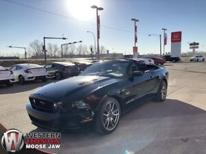 2014 Ford Mustang GT Convertible- 5.0L V8, Navigation, Leather!
