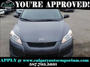 Toyota Matrix Base 5dr***Just REDUCED $2000***