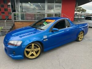 2009 Holden Ute VE SS Utility 2dr Man 6sp 6.0i Voodoo Blue Manual Utility Como South Perth Area Preview