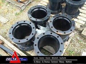 New Holland 10 Inch Axle Extensions