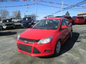 2013 Ford Focus  ONLY $43 WKLY OAC!! HEATED SEATS!!
